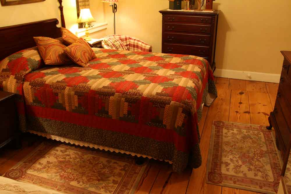 Olde Stone Guesthouse, PA Dutch farm bed and breakfast