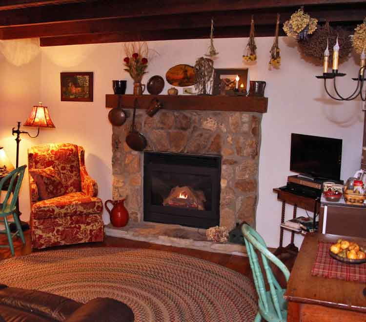 Lancaster County historic Spring House bed and breakfast